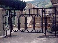 ocel  zámečnická výroba přehrada Špindl