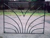 ocel  zámečnická výroba mříže