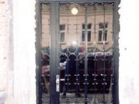 ocel  zámečnická výroba dveře + mříže